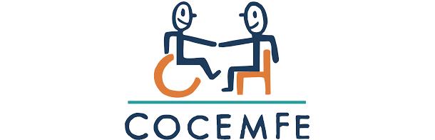 Logotipo de COCEMFE